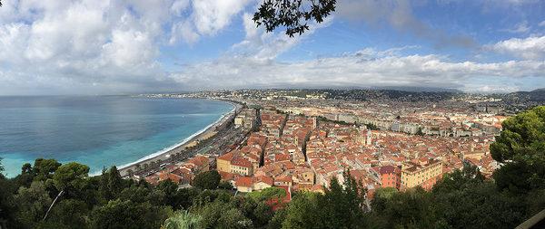 Des vacances pas comme les autres à Nice